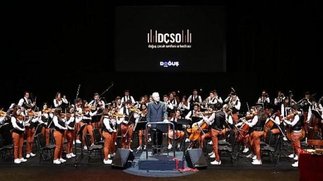 Doğuş Çocuk Senfoni Orkestrası'ndan Galataport'ta 29 Ekim Cumhuriyet Bayramı'na Özel Konser