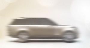 Yeni Range Rover Dünya Lansmanı İçin Geri Sayım Başladı